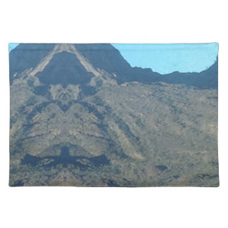 Buddha of the mountain placemat