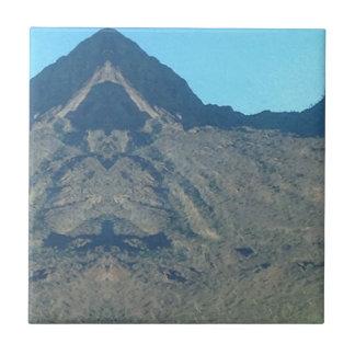 Buddha of the mountain tile