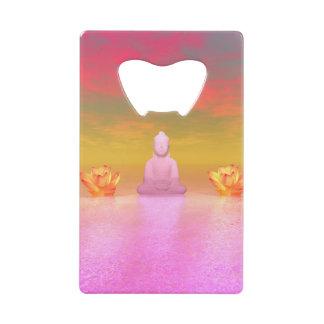 buddha pink and water lily orange