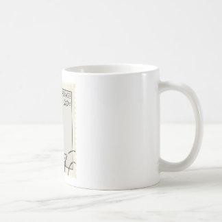 Buddha Postage Stamp Design Coffee Mug