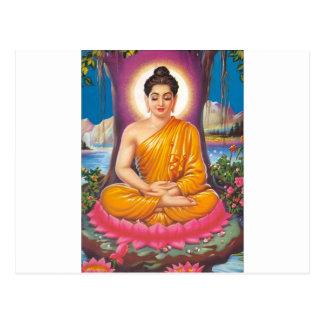 Buddha Postcard