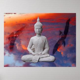 Buddha Posters