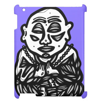 """Buddha Pray"" 631 Art iPad Case"