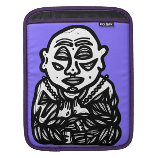 """Buddha Pray"" Ipad Soft Case Sleeve For iPads"