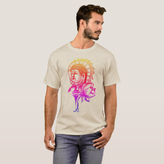 buddha printed t-shirt