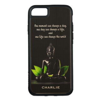 Buddha Quote 2 custom name phone cases