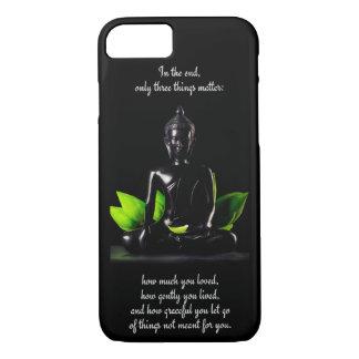 Buddha Quote 3 phone cases