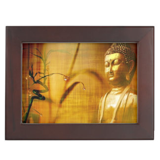 Buddha Quote Love Mahogany Keepsake Memory Boxes