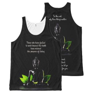 Buddha Quotes tank top 1