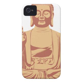 Buddha Religious Statue iPhone 4 Case-Mate Case