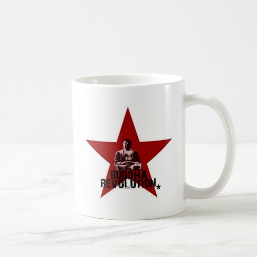 Buddha Revolution Mug