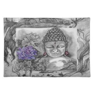 Buddha's wish placemat