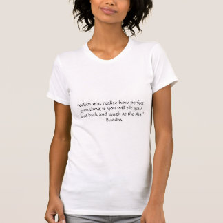 Buddha Sayings T-Shirt