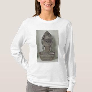 Buddha seated in meditation on the Naga, Angkor T-Shirt