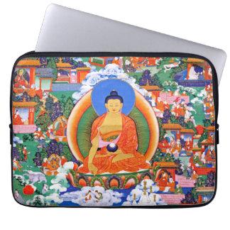 Buddha - Shakyamuni Buddha Laptop Sleeves
