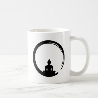 Buddha silent coffee mug