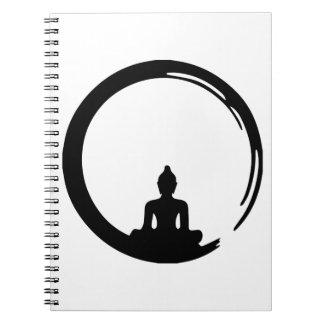 Buddha silent notebook