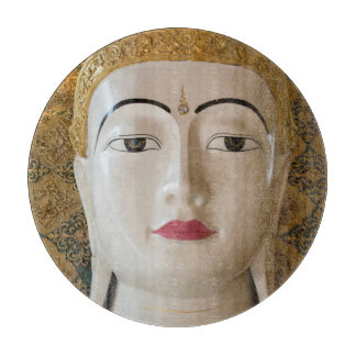 Buddha State Portrait Cutting Board