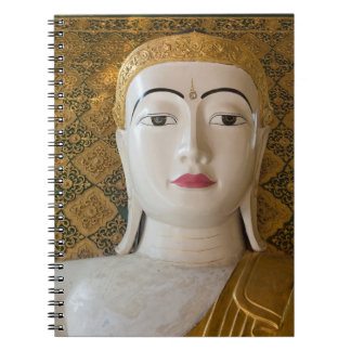 Buddha State Portrait Notebook