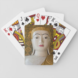 Buddha State Portrait Playing Cards