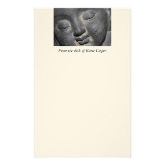 Buddha Stationery Design