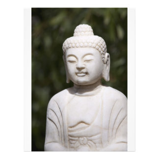 Buddha Statue Full Color Flyer