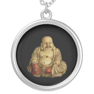 Buddha Statue Necklace