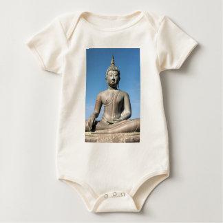 Buddha Statue, Sri Lanka Baby Bodysuit