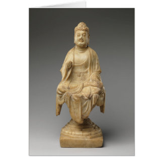 Buddha - Tang dynasty (618–907) Card