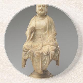 Buddha - Tang dynasty (618–907) Coaster
