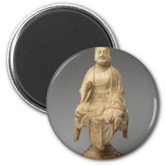Buddha - Tang dynasty (618–907) Magnet