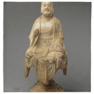 Buddha - Tang dynasty (618–907) Napkin