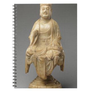 Buddha - Tang dynasty (618–907) Notebook