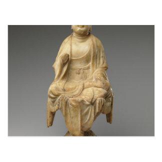 Buddha - Tang dynasty (618–907) Postcard