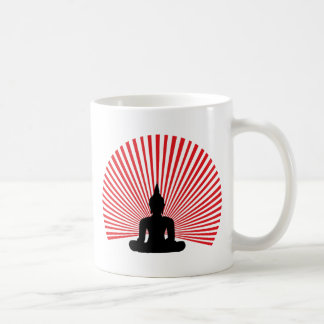 Buddha tha coffee mug