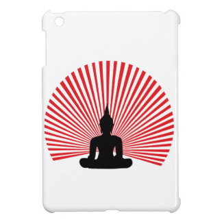 Buddha tha iPad mini cover