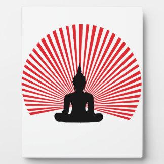 Buddha tha plaque