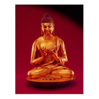 Buddha Vairocana , Tang dynasty Postcard