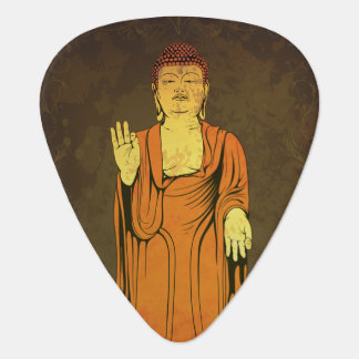 Buddha Vitarka Mudra Guitar Pick