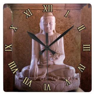 Buddha Wallclock