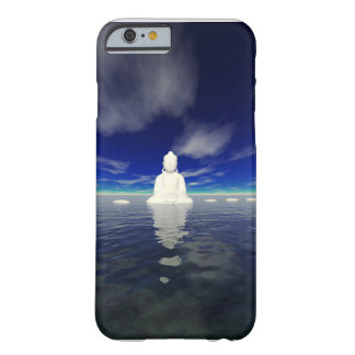 buddha white and steps barely there iPhone 6 case