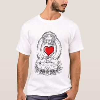 Buddha with a heart T-Shirt