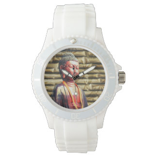 Buddha with Bamboo Watches
