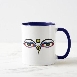 Buddha's Eyes Mug