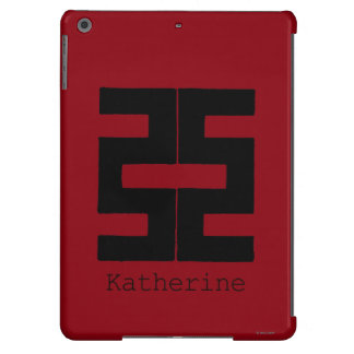 Buddhism: Double Ax iPad Air Cases