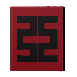 Buddhism: Double Ax iPad Cases