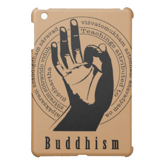 Buddhism iPad Case