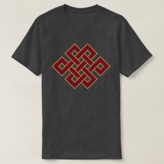 Buddhism The Endless Knot T-Shirt