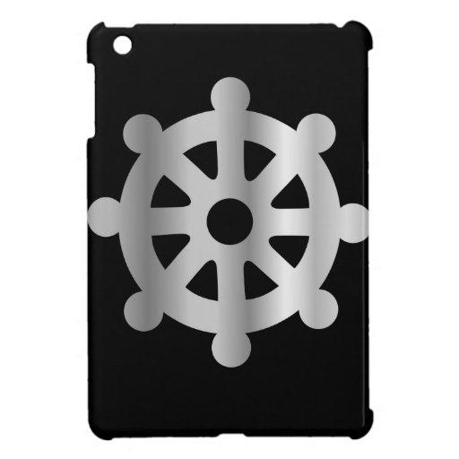 buddhism wheel of dharma.jpg cover for the iPad mini