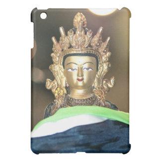 Buddhist Chenrezig Statue iPad Mini Cases